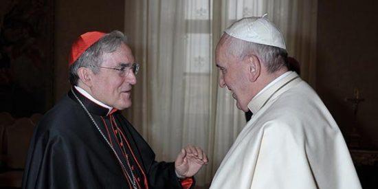 Gracias por el ministerio del Papa