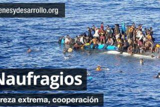 '#StopNaufragios': que el Mediterráneo no siga siendo un inmenso cementerio humano