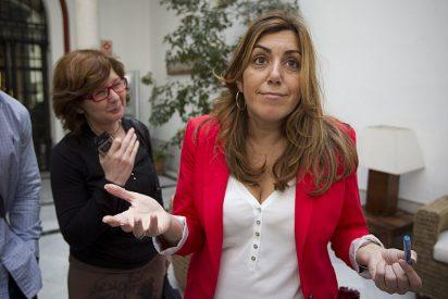 El Mundo se empeña en salvar a Susana Díaz sin que ésta dé nada a cambio