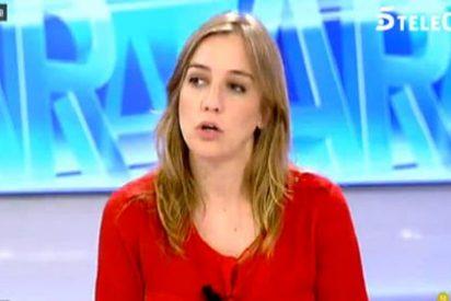 Tania Sánchez, la reina de las televisiones, ya no puede asaltar el purgatorio
