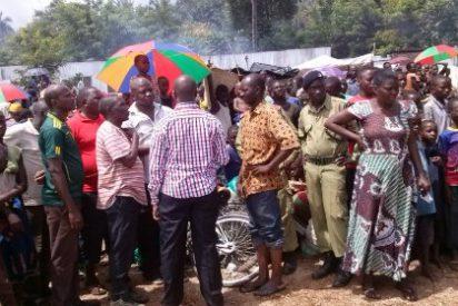 Cruz Roja refuerza su intervención para asistir a los damnificados por la crisis de Burundi