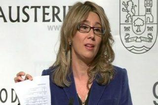 """Cristina Teniente: """"Extremadura se construye desde el Gobierno y desde la oposición"""""""