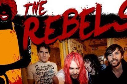"""The Rebels"" recala en Sala Mercantil de Badajoz"