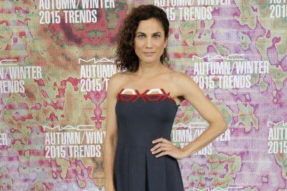 Toni Acosta reaparece ante los medios tras su separación