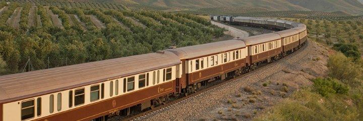 El tren de lujo Al Andalus inicia su ruta turística por Extremadura