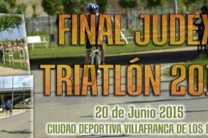 El próximo fin de semana se disputará en Villafranca la final Judex Triatlón 2015