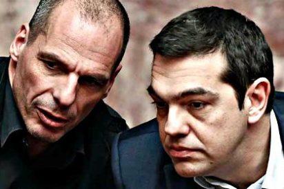 La Bolsa de Atenas se desploma más de un 6% ante la estulticia de Syriza