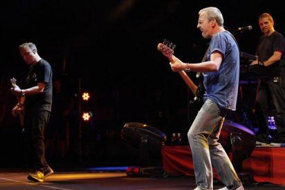 'Hombres G' hace vibrar Las Ventas con un concierto en Madrid por su 30 aniversario