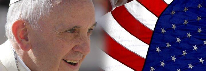 Bergoglio será el primer pontífice que hable en el Congreso de EE.UU.