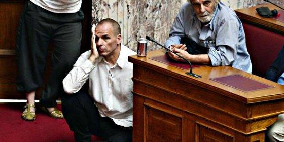 """Escaño Cero - """"La cabeza de Varufakis"""""""