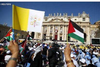 """La OLP califica de """"histórico"""" el reconocimiento vaticano al Estado Palestino"""