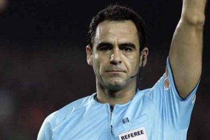 La justicia (arbitral) es ciega y sorda: Velasco Carballo no vio nada anormal en el Nou Camp