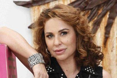 """Vicky Larraz: """"No ha sido fácil el divorcio, pero ahora tengo a mis hijas, mi disco y mi novio"""""""