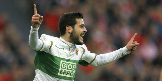 Un jugador del Elche reconoce haber sido tentado por el Espanyol