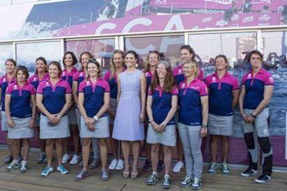 Victoria de Suecia viaja a Portugal para apoyar al Team SCA