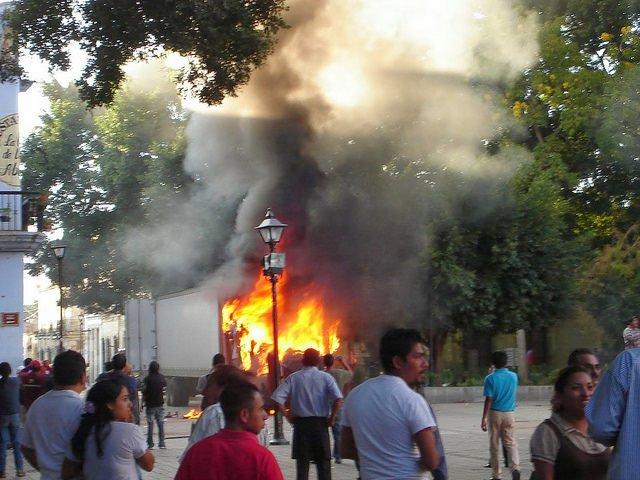 Obispos de Oaxaca advierten de los daños de la violencia