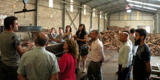 PEFC reúne al sector corchero y vitivinícola extremeño
