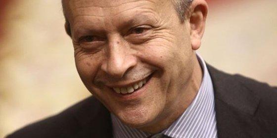 El enfado de Wert con la decisión de Rajoy alegra a los estudiantes
