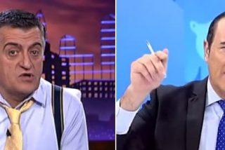 """Wyoming le monta la bronca a Antonio Jiménez por decir que le hizo un """"lavado de cara"""" al antisemita Zapata"""