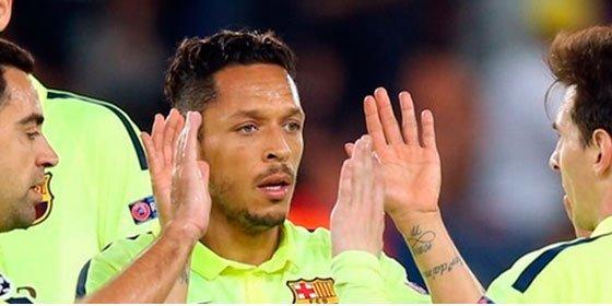 El Sevilla pregunta al Barcelona por Adriano