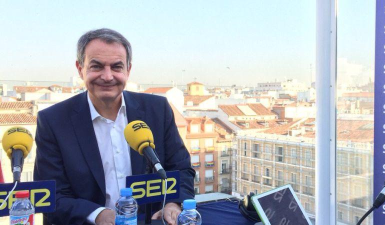 """Zapatero: """"El combate más beligerante fue de la Iglesia"""""""