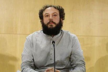 La fiscalía pide a la Audiencia Nacional que impute al podemita Zapata por humillar a la víctimas de ETA