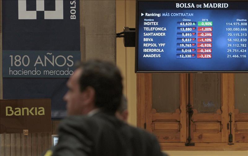 El Ibex 35 pierde el 11.500 ante unos resultados empresariales muy débiles