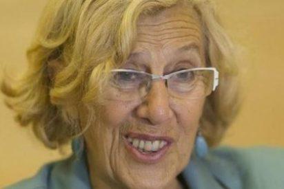 Carmena cortocircuita el Ritz con sus elogios a Botella y Cifuentes
