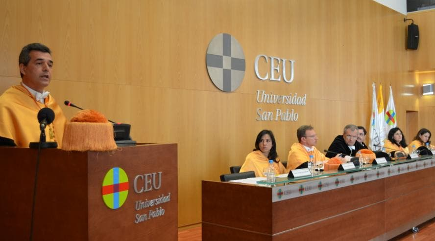 Antonio Calvo Bernardino, nuevo Rector de la Universidad CEU San Pablo