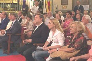 """El Padre Ángel pide un """"pacto social por los mayores"""" en la fiesta de los abuelos"""