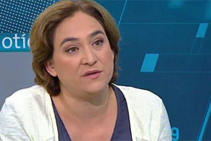 Ada Colau se pone el doble de sueldo de lo que prometió antes de ser alcaldesa de Barcelona