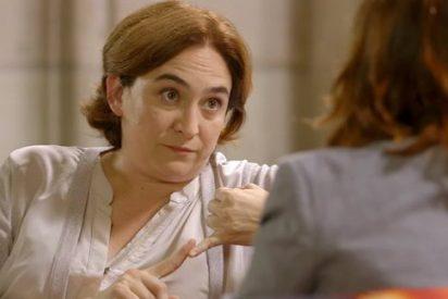 Ada Colau, esa gran feminista que lo primero que hizo fue enchufar a su marido