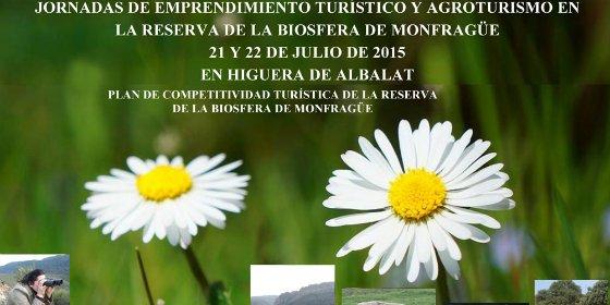 """Monfragüe acoge las """"Jornadas de Emprendimiento Turístico y Agroturismo"""""""