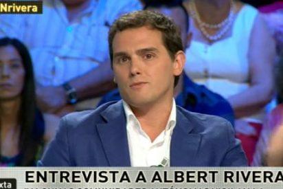"""Albert Rivera: """"Podemos es el cambio insensato, ya lo hemos visto en Grecia"""""""