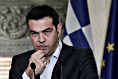 Tsipras ahora arruga y acepta las condiciones impuestas por el Eurogrupo
