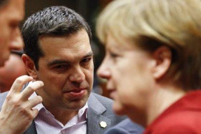 Merkel, Hollande, Rajoy y Cia imponen al inexperto y voluble Tsipras un pacto draconiano