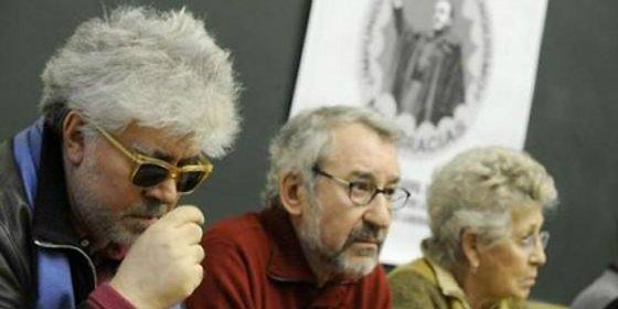 """Almodóvar, Bardem y Wyoming: la izquierda """"caviar"""" contra Rajoy"""