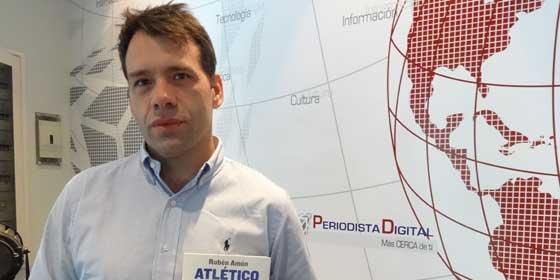 Otra baja en El Mundo: Rubén Amón ficha por El País