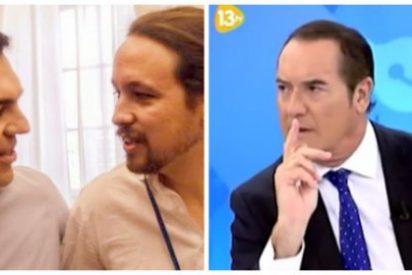 """Antonio Jiménez: """"Sus hermanos siameses, los podemitas, están encantados con el órdago que este trilero e irrresponsable de Tsipras ha pedido"""""""