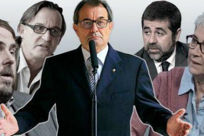 Los implicados en el pacto de Junqueras y Mas prevén declarar la independencia de Cataluña en seis meses