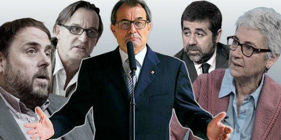 El lío de la lista única independentista amenaza el futuro político del liante Artur Mas