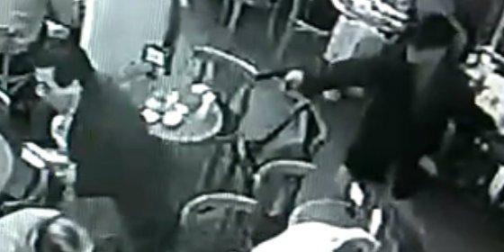 [Vídeo] Así mata el violador al famoso abogado pegándole 6 tiros y se suicida