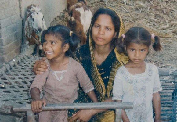 Hoy se revisa la condena a muerte a Asia Bibi