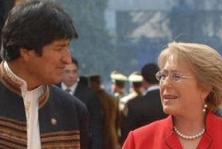 Bachelet acusa a Evo Morales de utilizar las palabras del Papa para conseguir una salida al mar