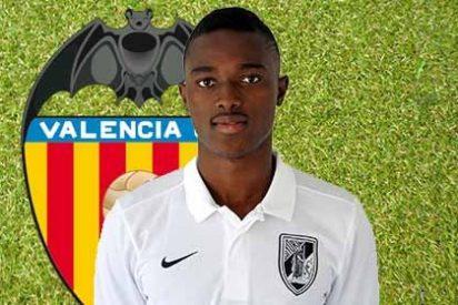 El sorprendente centrocampista que puede llegar a Valencia por 9 millones