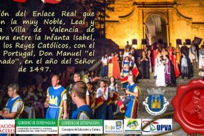 La XI Edición del Festival Transfronterizo Boda Regia arranca este viernes