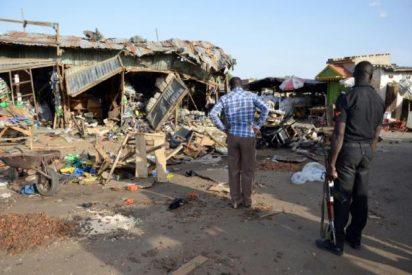 Cinco muertos por un atentado suicida en una iglesia de Nigeria