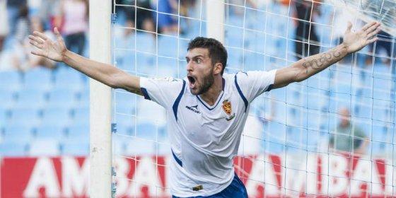 Tres equipos de la Liga BBVA se interesan por el 'goleador' del Atlético
