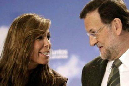 Tira y afloja de Soraya y Moragas en medio del desastre del PP catatán