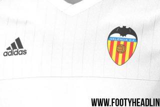 Filtran por error la nueva camiseta del Valencia